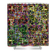 Some Harmonies And Tones 17 Shower Curtain