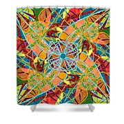 Some Harmonies And Tones 49 Shower Curtain