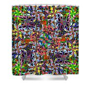 Some Harmonies And Tones 58 Shower Curtain