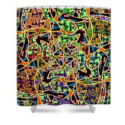 Some Harmonies And Tones 59 Shower Curtain