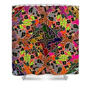 Some Harmonies And Tones 60 Shower Curtain
