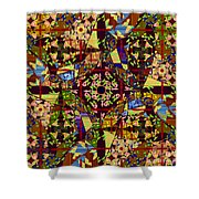 Some Harmonies And Tones 83 Shower Curtain