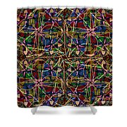 Some Harmonies And Tones 84 Shower Curtain