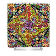 Some Harmonies And Tones 85 Shower Curtain