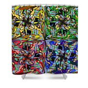 Some Harmonies And Tones 87 Shower Curtain