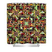 Some Harmonies And Tones 88 Shower Curtain