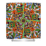 Some Harmonies And Tones 90 Shower Curtain
