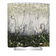 Some Peoples Weeds Shower Curtain