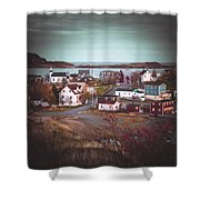 Some Town Shower Curtain