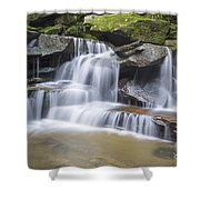 Somersby Falls 1 Shower Curtain