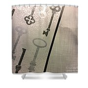 Something Cool  Shower Curtain