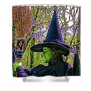 Wicked Ver. 2.0 Shower Curtain
