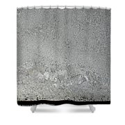 ''sometimes In Winter.....'' No.10, Tue--15jan2013 Shower Curtain