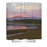 Sonfjaellet Shower Curtain