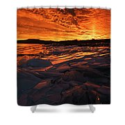Song Of Ice And Fire Shower Curtain