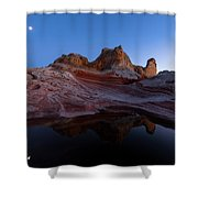 Song Of The Desert Shower Curtain