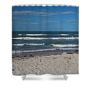 Songstress Shower Curtain