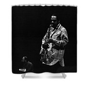 Sonny Rollins Shower Curtain
