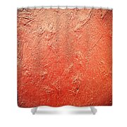 Sonoma Red Shower Curtain