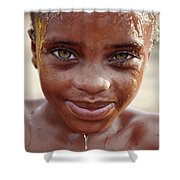 Sons Of The River Shower Curtain
