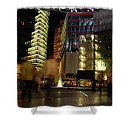 Sony Center Shower Curtain
