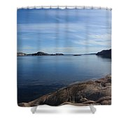 Soon Afternoon Shower Curtain