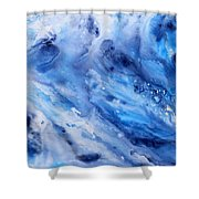 Soothing Waters Shower Curtain