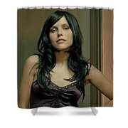 Sophia Bush Shower Curtain