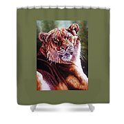 Sophie The Liger Shower Curtain
