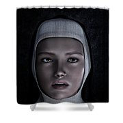 Sor Teresa Shower Curtain