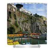 Sorrento Beach Shower Curtain