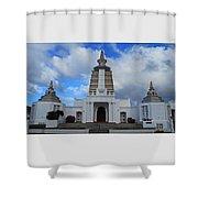 Soto Zen Temple 1 Shower Curtain