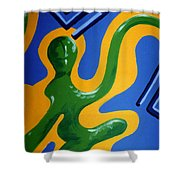 Soul Figures 1 Shower Curtain
