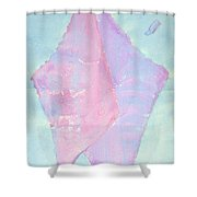 Soul Mates Meeting Shower Curtain