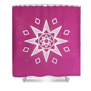 Soul Star Shower Curtain