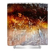 Soul Wave - Abstract Art Shower Curtain