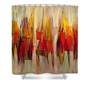 Sound And Fury Two Shower Curtain