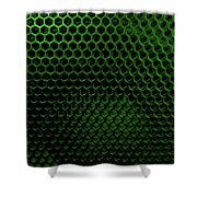 Sound And Vision 3 Shower Curtain
