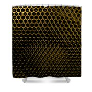 Sound And Vision Shower Curtain