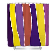Sound Of Colors Shower Curtain