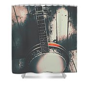Sound Of The West Shower Curtain