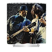 Soundgarden Shower Curtain