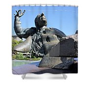Sounds Of Music 2.0 Shower Curtain