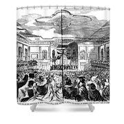 South Carolina: Secession Shower Curtain