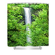 South Falls Shower Curtain