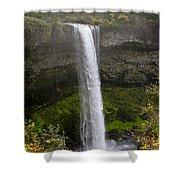 South Falls Of Silver Creek II Shower Curtain