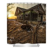 South Of Epiphany Shower Curtain