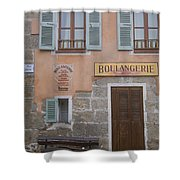 South Of France Shower Curtain