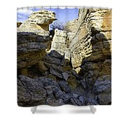 South Of Pryors 16 Shower Curtain