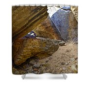 South Of Pryors 7 Shower Curtain